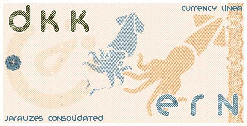 Danish Krone(DKK) - Eritrean Nakfa(ERN) Today's Conversion