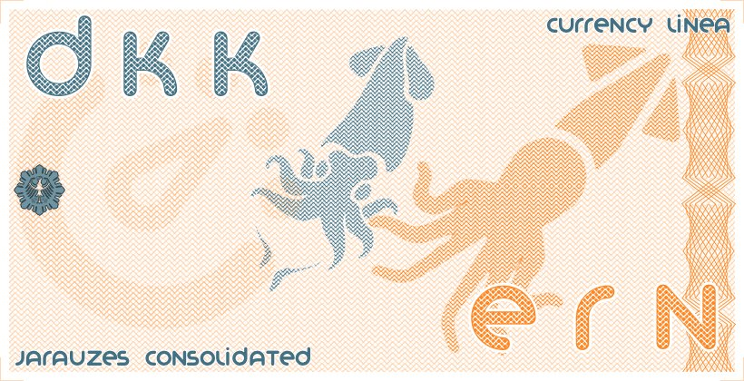 Danish Krone(DKK) - Eritrean Nakfa(ERN) Today's Exchange