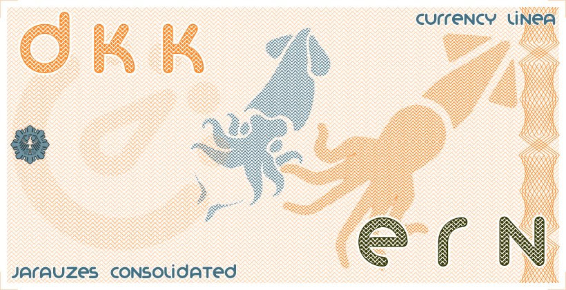Danish Krone(DKK) - Eritrean Nakfa(ERN) Today's Rate